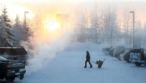 Fairbanks, North Pole again under air pollution advisories