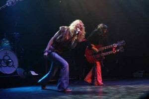 Led Zeppelin rocks on through all-female tribute band