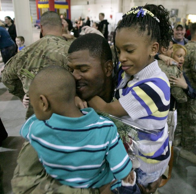 539th Transportation Company returns to Fort Wainwright from Afghanistan