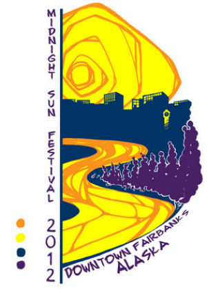 2012 Midnight Sun Festival logo announced