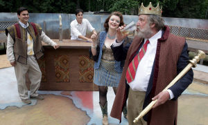 Fairbanks Shakespeare Theatre bringing 'Henry IV, Part I' to life on stage