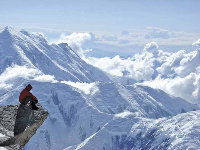 Climbing Denali The Mountaineering Event Of A Lifetime Newsminer Com