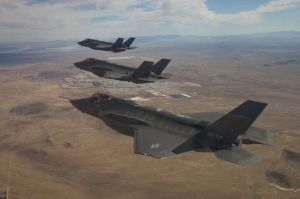 New F-35A fighters may be stationed at Eielson Air Force Base