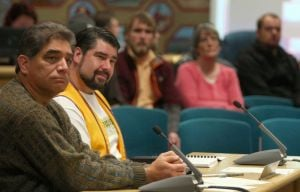 Fairbanks North Star Borough Planning Commission meeting