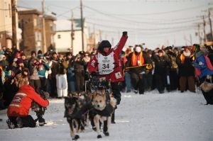 Iditarod officially over with last team finishing