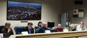 Natural gas utility board meets for first time