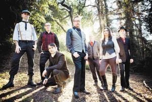 Irish/Celtic rockers Flogging Molly hit the stage this weekend in Fairbanks