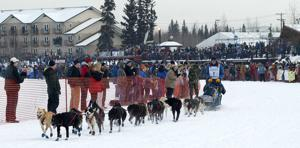 River condition expected to force another change to Iditarod restart