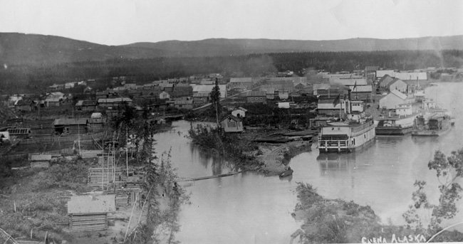 Where's Chena? Surveyor tracks down location of vanished Alaska gold rush town