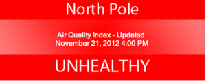 Fairbanks, North Pole need expanded real-time air quality data