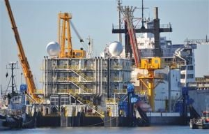 Shell's Arctic offshore drilling project suffers setback