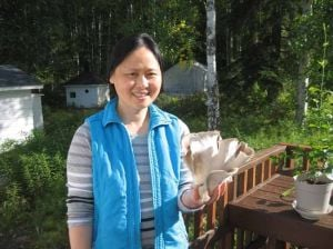 Love of mushrooms leads to small Fairbanks operation