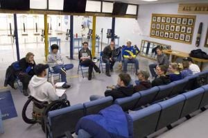 Building on a legacy: UAF rifle team strengthening its bond