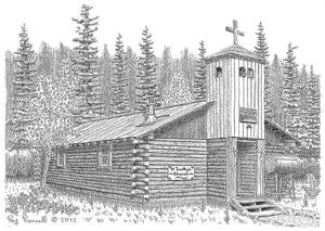 Tanacross, St. Timothy's Episcopal Church thrive 100 years later
