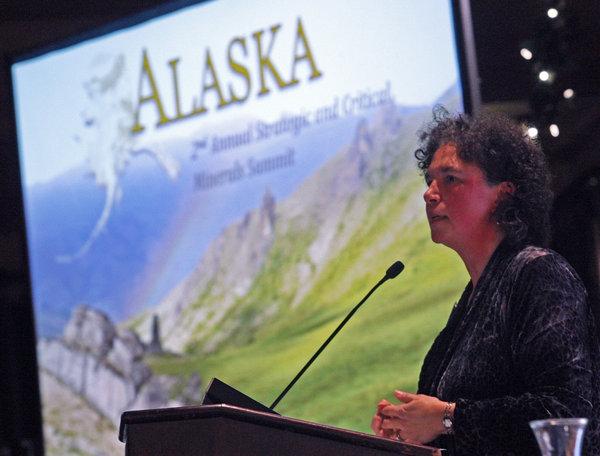Minerals summit focuses on challenge of development in Alaska