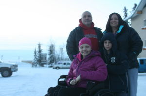 Tennessee 12-year-old gets wish to visit Alaska