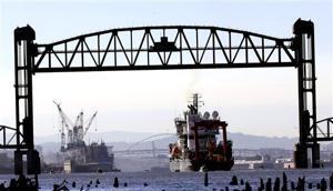 Judge in Alaska rules Greenpeace in contempt for Oregon protest