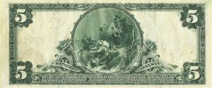 Century-old $5 Alaska bill sells for nearly $247,000