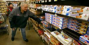 Hostess fans empty Fairbanks shelves after the company says it's going out of business