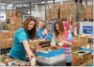 Spotlight on: Fairbanks Community Food Bank
