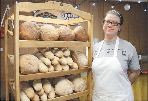 Local food comes first for the Sourdough Take-Home Chef