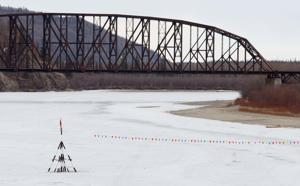 Time nearly up for Nenana Ice Classic