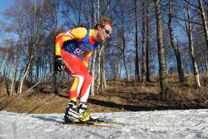 State cross-country ski championships