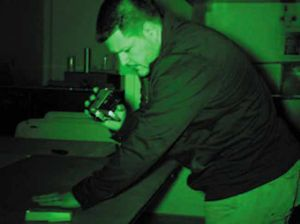 Fairbanks ghost hunters search for proof of Alaska's specters and spirits