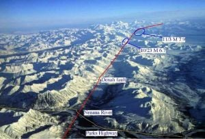Ten years later, researchers still learning from Denali Fault earthquake