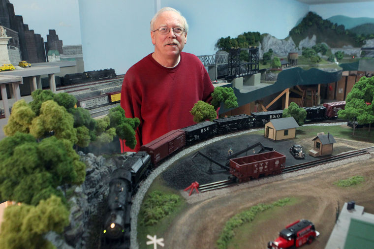 Trains Retain Their Hold On St Joseph Man Local News