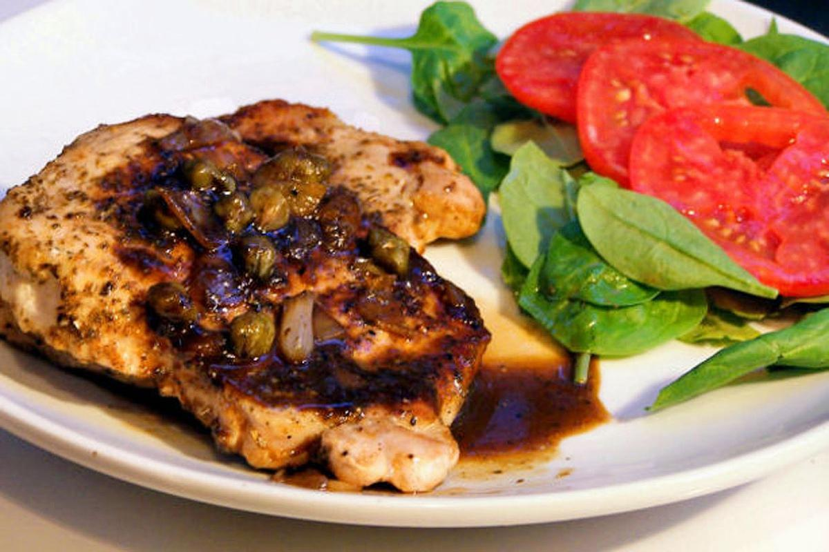 Maple Mustard Pork Chops | Family | newspressnow.com