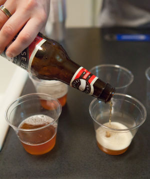 Event offers look at historic homes, taste of beer