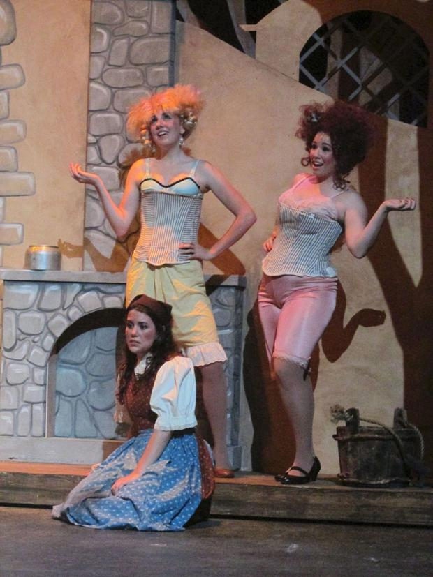 Western Playhouse goes deep 'Into The Woods'