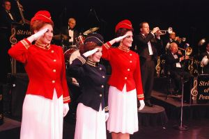 Musical revue pays tribute to big bands