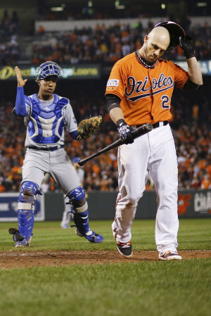 out of Game 2 of the American League baseball championship series