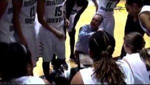 1/8/15 Emporia State - Missouri Western women's basketball