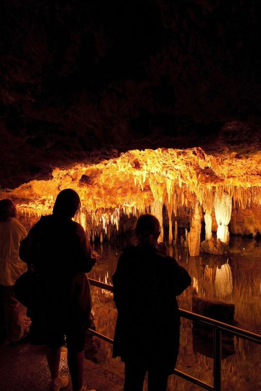Missouri Is Home To Large Number Of Caves St Joseph