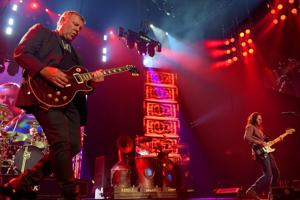 Concert review: Rush at Sprint Center