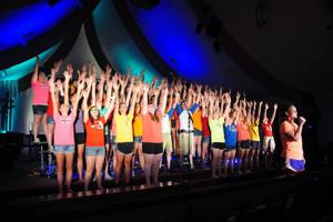 New Generation Singers wrap up tour with performance Saturday
