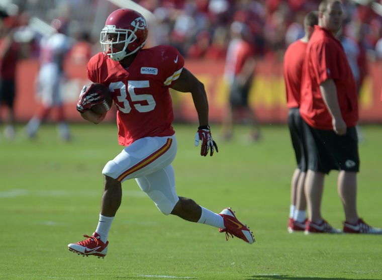 charcandrick wests nickname on the chiefs is quottidget