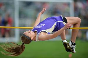 04/14/15 Track and Field at Lafayette H.S.