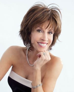 Deana Martin pays tribute to Rat Pack icon