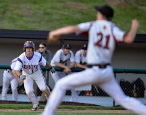 04/16/15 Benton - LeBlond Baseball