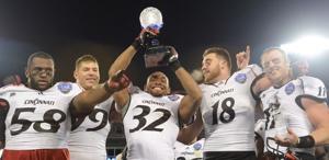Belk Bowl Victory