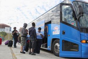 Megabus Stop Coming to Campus
