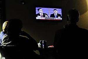 Watching debate