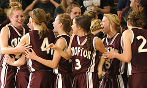 Crofton advances to semifinals