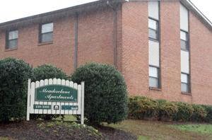 <p>Northwest Georgia Housing Authority attorney Stewart Duggan told authority board members Wednesday that Knoxville-based LHP Capital has a contract to purchase the Meadowlane Apartments in West Rome. The NWGHA approved an inducement resolution to provide up to $10 million in bond financing for the acquisition and renovation of the apartments. (Doug Walker, RN-T)</p>