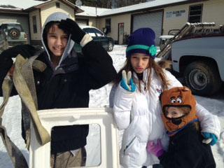 Polk Snow Day 2014 24