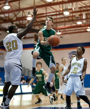 Holiday Tourney: Adairsville boys top Pepperell, 57-30